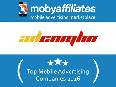 mobile advertising company mobiaffiliates quot top mobile advertising companies 2016