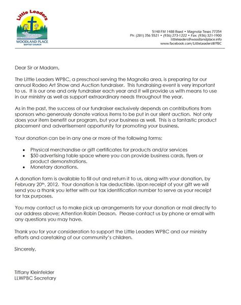 thank you letter from unicef for pasta feed fundraiser donation