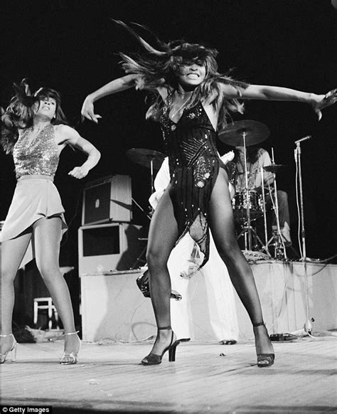 tina turner recalls the first time ike abused her tina turner set to release second autobiography next year