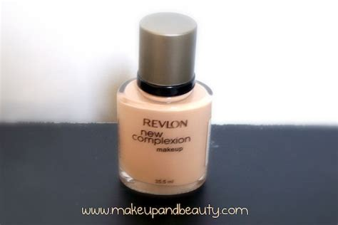Revlon New Complexion Foundation revlon new complexion foundation review