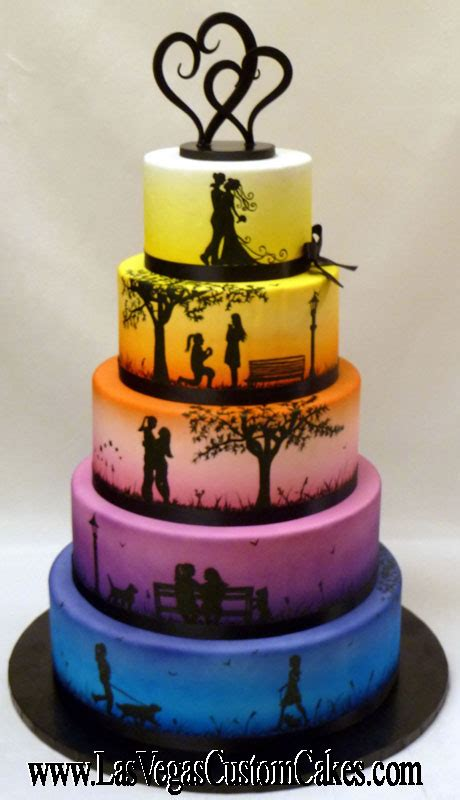 Custom Wedding Cake Designs by Gourmet Wedding Cakes Birthday Cakes All Occasions