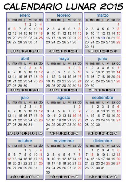 cota rica claendario lunar 2016 imagenes del calendario lunar imagui