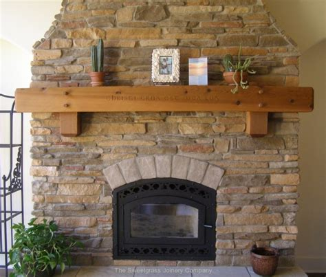 Fireplace Brton by Nottingham House C 2011 The Sweetgrass Joinery Co