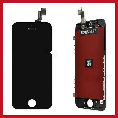 Lcd Touchscreen Iphone 5s Original lcd display touch screen for iphone 5s grade a