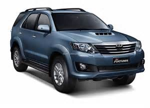 new car toyota fortuner new toyota fortuner entry level variant launch soon