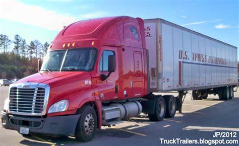 truck trailer transport express freight logistic diesel mack peterbilt kenworth volvo