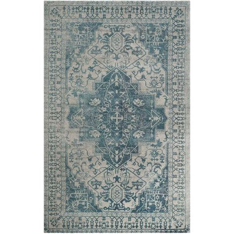10 X 12 Area Rugs Blue Teal Gray Ivory - gray and teal rug rugs ideas