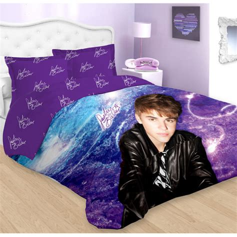 justin bieber bedroom starburst justin bieber comforter set walmart com