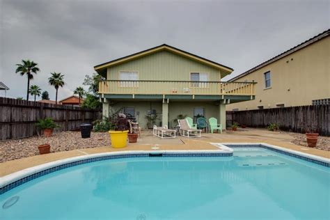 south padre island beach house rentals aries manor 4 bd vacation rental in south padre island