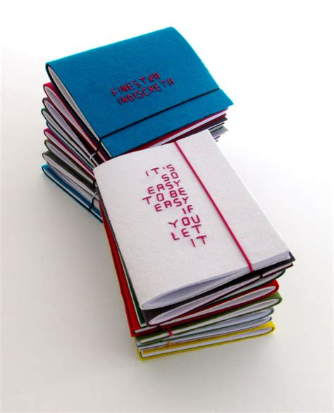 Handmade Notebooks - e4 handmade notebooks the nest way design