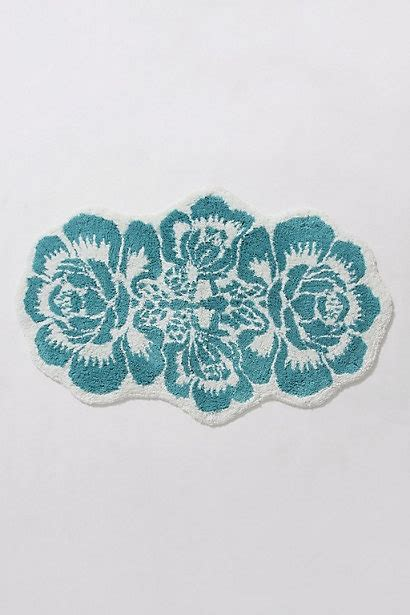 Anthropologie Bath Mat by Damask Bathmat Damasks Anthropologie And Bath Mats
