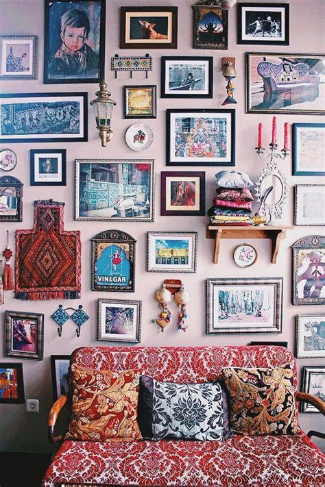 eclectic wall decor best 25 vintage bohemian ideas on pinterest vintage