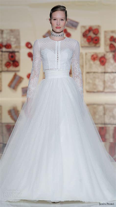 Aline Button Dress jesus peiro 2017 wedding dresses decor advisor