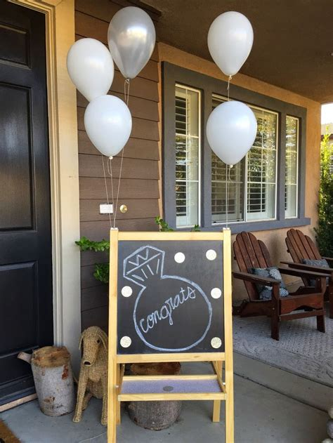 engagement decoration ideas at home best 25 chalkboard welcome signs ideas on pinterest kid