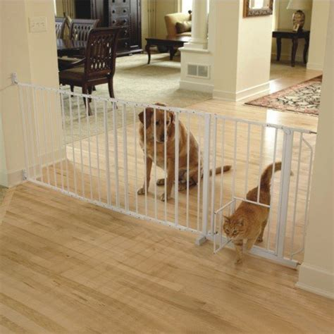 perfect baby gate  pet door   home baby