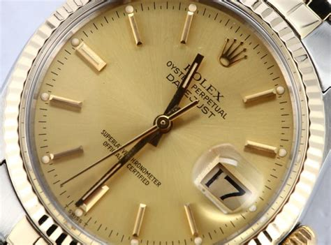 Swatch S 3504 rolex datejust two tone ref 16013 buy it at bob s and save