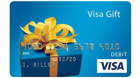 Prepaid Visa Gift Card Balance - cash visa gift card at bank infocard co