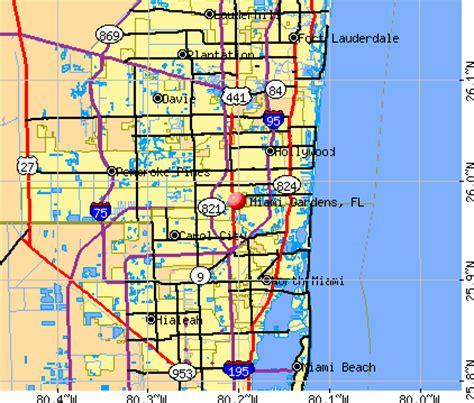 Garden City Florida Miami Gardens Florida Fl 33023 Profile Population