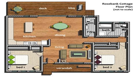simple cabin floor plans simple small house floor plans cottage floor plan plan of