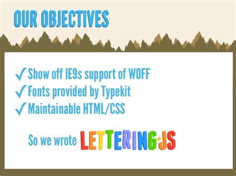 lettering js lettering js