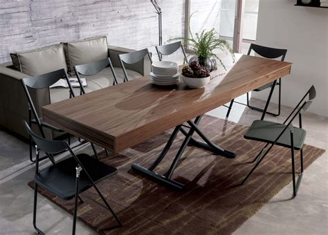 tables transformables ozzio newood transformable table ozzio furniture at go