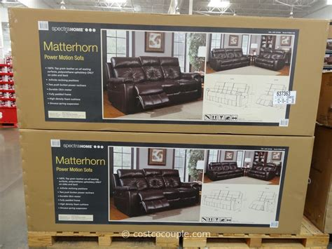spectra home sofa costco power motion sectional sofas images