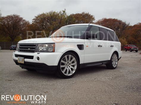 chagne range rover range rover color change wrap revolution wraps
