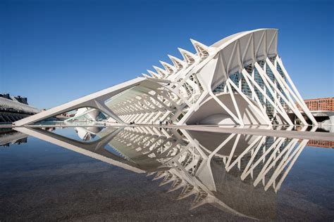 the city of arts and sciences by santiago calatrava and felix candela valencia city of arts and sciences allarchitecturedesigns