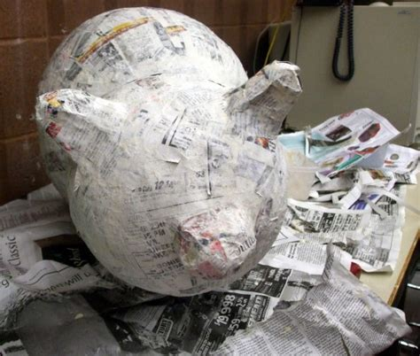 Make Your Own Paper Mache - make your own paper mache pi 241 atas hubpages