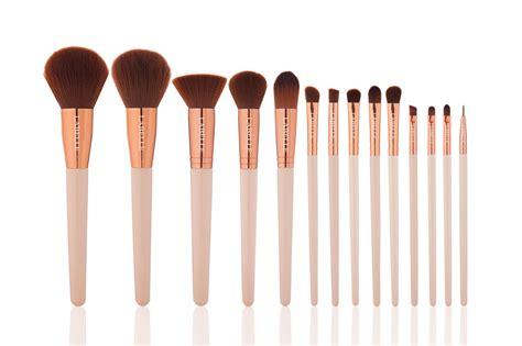 Set Of 14 Make Up Brush 14 artist collection makeup brush set labelle
