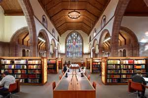Bookcase Idea Martyrs Kirk Research Library Historic Buildings