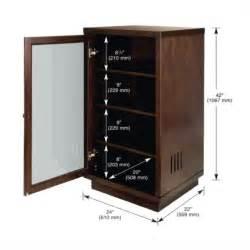 Audio Racks And Cabinets Bello Comp Cabinet Espresso Audio Rack