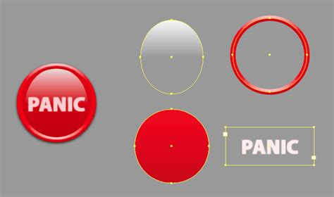 design brief of a panic button pushing the panic button effect indesignsecrets com