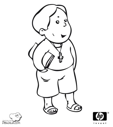 imagenes infantiles religiosas para colorear derecho de libertad religiosa dibujalia dibujos para