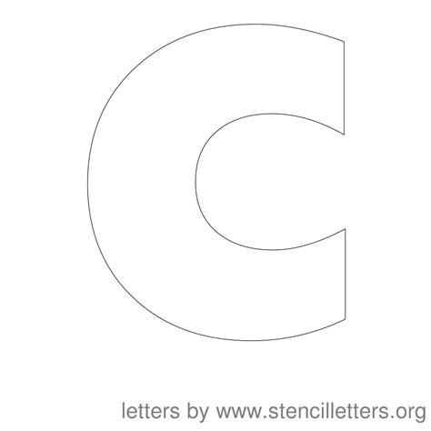 free printable stencil letter c 8 inch letter stencils printable car interior design