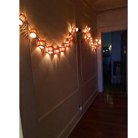 charming String Lights Living Room #3: ✨✨✨-apartmenttherapy-apartmentdecor-fairylights-hallway-hallwaydecor-prettylights-lights-decorativelights-stringlights.jpg