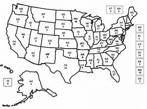 blank us map to color best photos of blank united states map coloring page us
