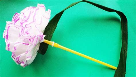 Make Money Recycling Paper - recycling plastic straws and paper flowers simple
