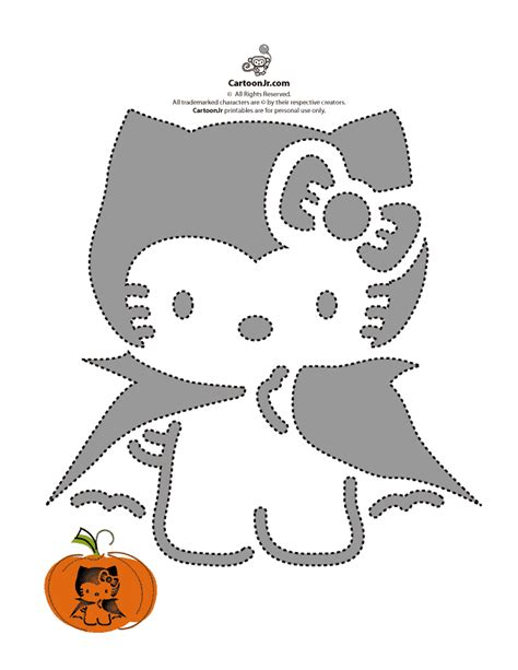 hello kitty halloween pumpkins hello kitty forever