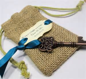 key bottle opener wedding favors key bottle opener wedding favor burlap bag skeleton key