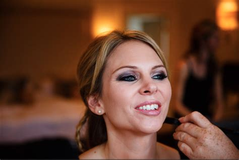 Wedding Hair And Makeup Gloucestershire by Winter Cotswolds Wedding Bridal Hair And Makeup