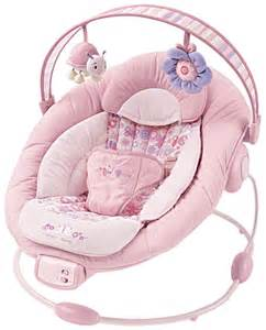 Baby Bouncy Chairs For Sale Buy Bright Starts Sweet Splendor Bouncer Pink Online In