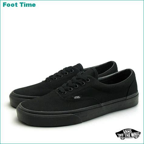 vans era black vans era all black on feet oxforddynamics co uk