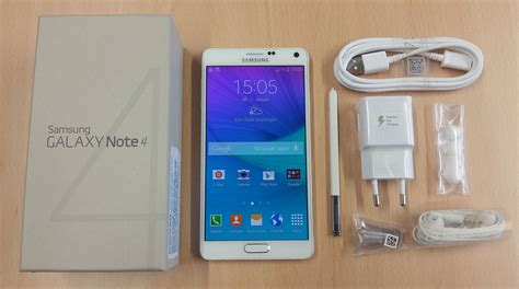 Samsung Note 4 samsung galaxy note 4 erste eindr 252 cke 1 1