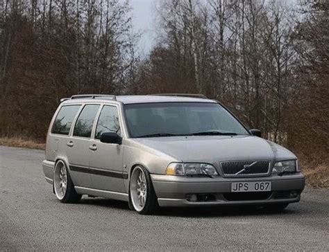 good lookn lowered  volvo    volvo  volvo wagon volvo