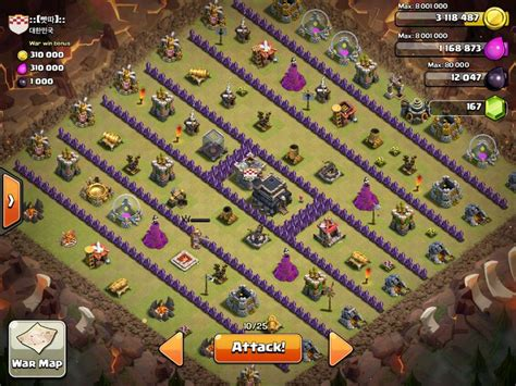 layout game of war 69 best images about clash of clans on pinterest