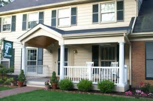 Making An Awning Front Porches And Porticos Maryland Custom Outdoor