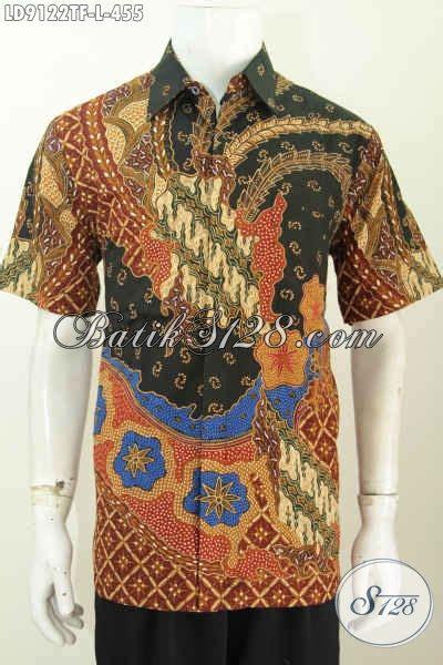 Spesial Baju Seragam Motif Batik Untuk Anak Paud Tk Murah baju hem batik istimewa pakaian batik furing motif terkini proses tulis spesial untuk