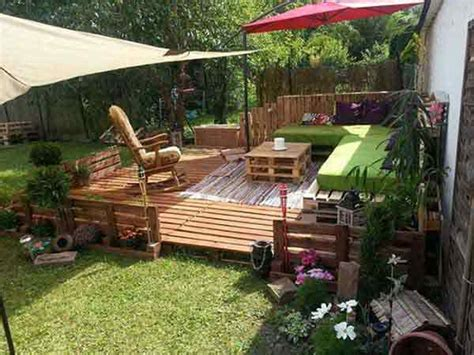 Diy Backyard Deck Ideas by 35 Creative Diy Ways Of How To Make Backyard More