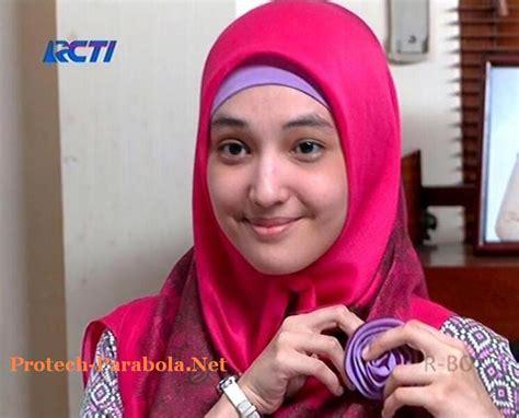 foto biodata nama pemain sinetron jilbab in love rcti aisyah putri the series jilbab in love protech parabola